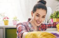Fare le pulizie di casa allunga la vita: parola di scienziato